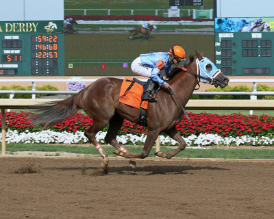 Lady Ally Wins First Career Start for Ownership Group at Indiana Grand Racing & Casino