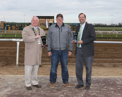 Garcia, Murphy Repeat as Top Trainer and Owner  at Indiana Grand Racing & Casino