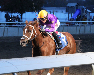 Marina's Legacy Completes Career with Frances Slocum Stakes win at Indiana Grand Racing & Casino